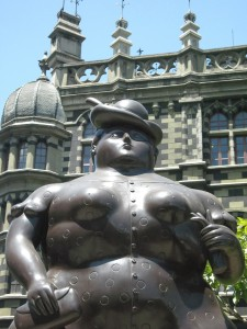 Botero Sculpture