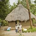 home in Uganda