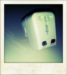 This travel adapter works in most plugs around the world