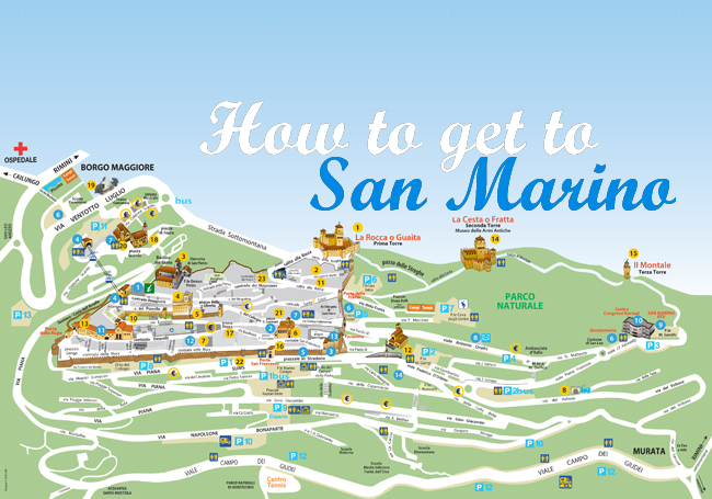 How to get to San Marino farflungtravelscom