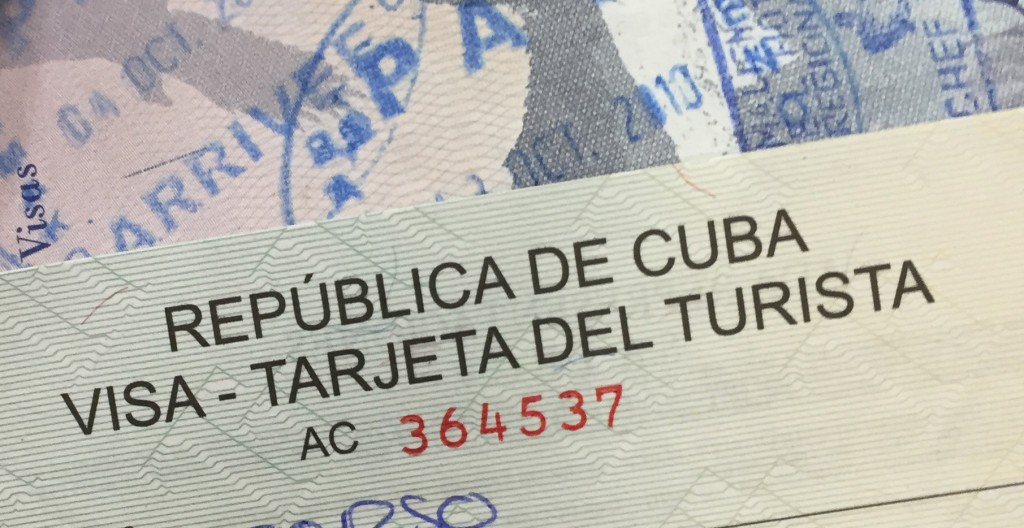Visa When Traveling To Cuba Through Us